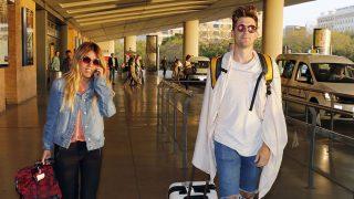 Chabelita Pantoja y Alejandro Albalá en una imagen de archivo /Gtres