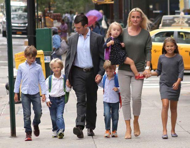 Divorcio hijo Donald Trump