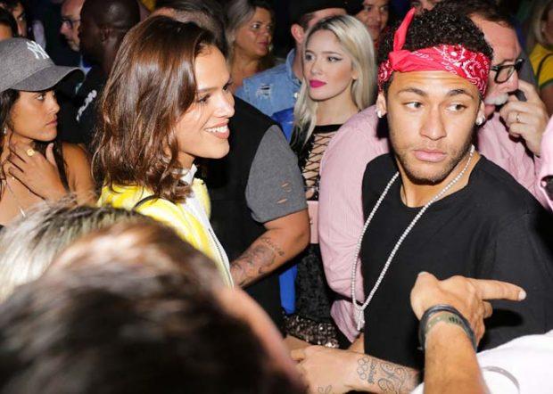 El paso adelante de Neymar y Bruna Marquezine tras su reconciliación