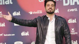 David Bustamante en los premios Cadena Dial 2018 / Gtres