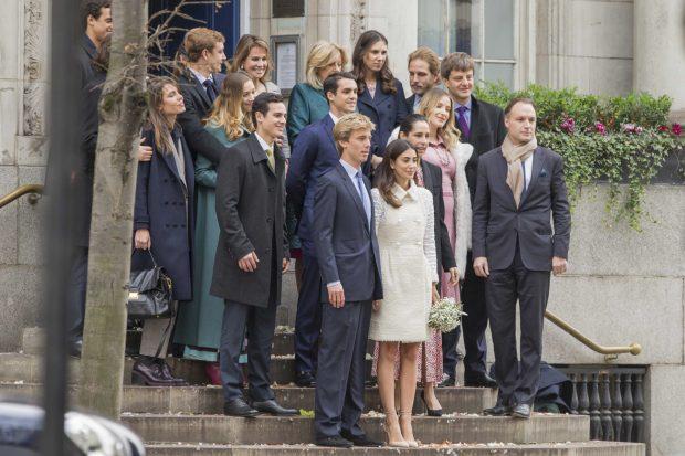 Les hemos echado de menos, pero su ausencia tenía un porqué: ¿Quiénes han faltado a la boda de Sassa y Christian de Hannover?
