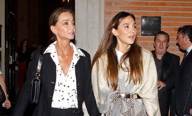 Tamara Falcó cuenta el 'berrinche' de su hermana Ana Boyer al enterarse del noviazgo de su madre con Vargas Llosa