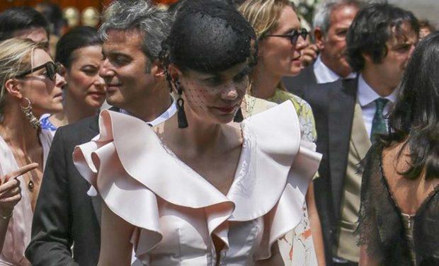 Los invitados más 'VIP' de la boda de Sassa de Osma y Christian de Hannover