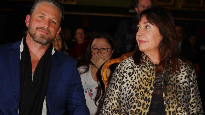 El novio de Carmen Martínez Bordiú es detenido en el aeropuerto