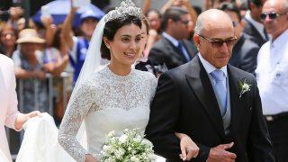 Alessandra de Osma, la 'otra novia del año' / Gtres
