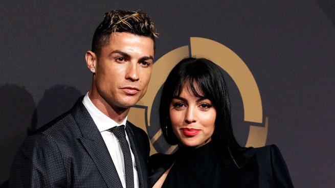 Georgina Rodríguez y Cristiano Ronaldo en los Premios de la Federación Portuguesa de Fútbol / Gtres