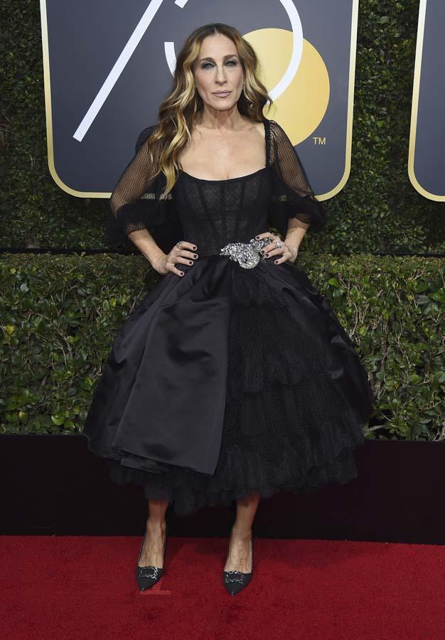 Sarah Jessica Parker ya no es lo que era | Sus 10 peores looks de los últimos tiempos