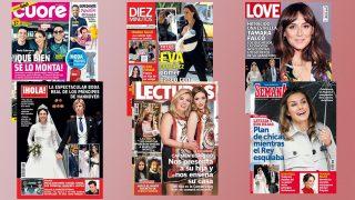 GALERÍA: Todas las portadas del miércoles