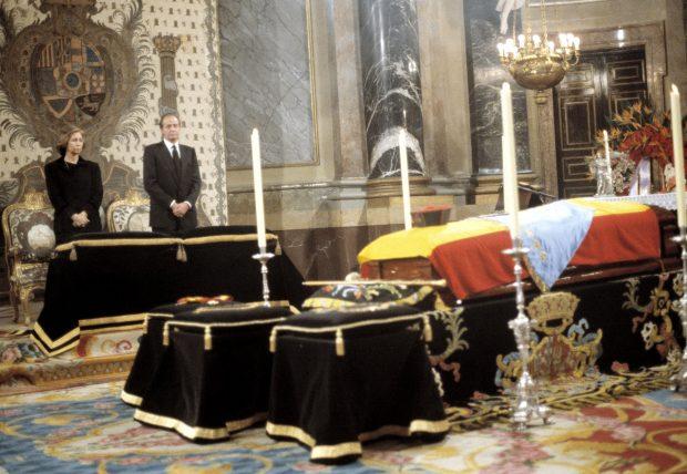 La Familia Real homenajeará a Don Juan de Borbón en el aniversario de su fallecimiento