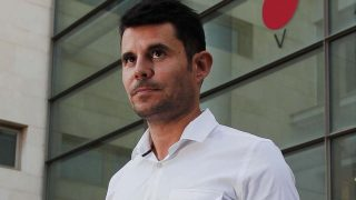 Javier Sánchez continúa su lucha/ Gtres