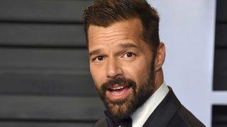 Ricky Martin ingresado en el hospital tras su último concierto/ Gtres