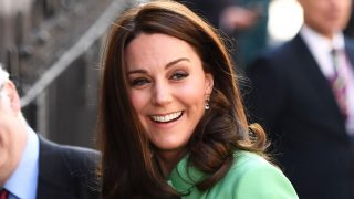 Kate Middleton en su última aparición pública / Gtres