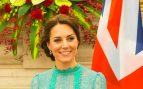 Kate Middleton con vestido de Temperley London