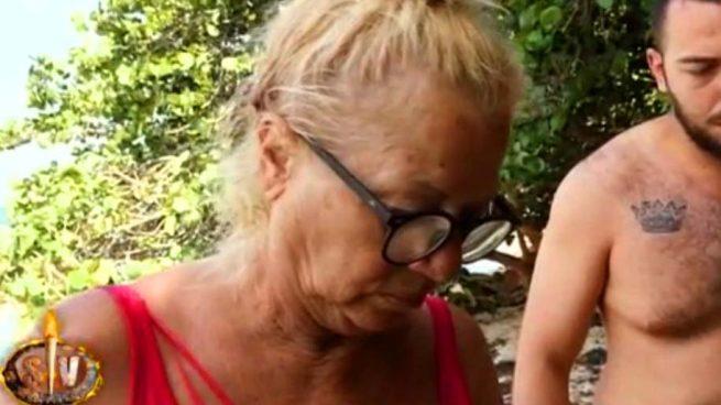 El momento más duro de Maite Zaldívar en 'Supervivientes 2018': «Me he sentido un lastre para Fernando»