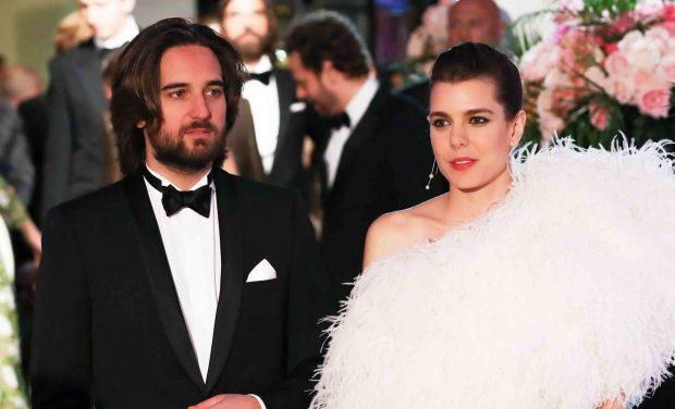 Carlota Casiraghi y Dimitri Rassam Baile de la Rosa