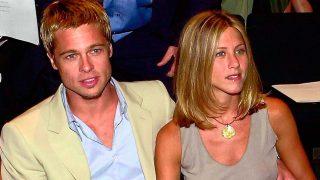 Brad Pitt y Jennifer Aniston en una imagen de archivo / Gtres