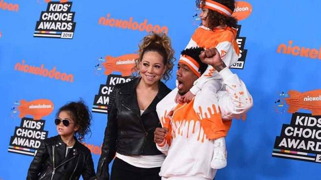 Kids' Choice Awards. Mariah Carey
