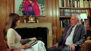 Tamara Falcó, una entrevistadora de excepción con Vargas Llosa / Vanity Fair