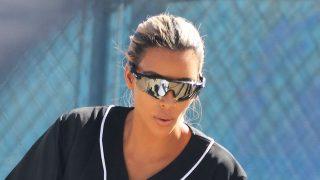 Kim Kardashian la ha liado en la Red / Gtres