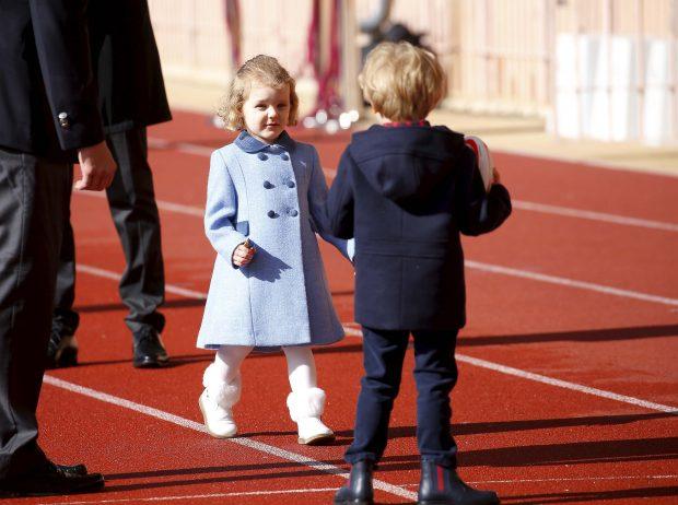 príncipe Alberto hijos