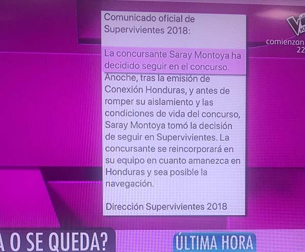 Saray Montoya