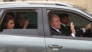 GALERÍA: Todos los asistentes al funeral del Conde de Barcelona / Gtres
