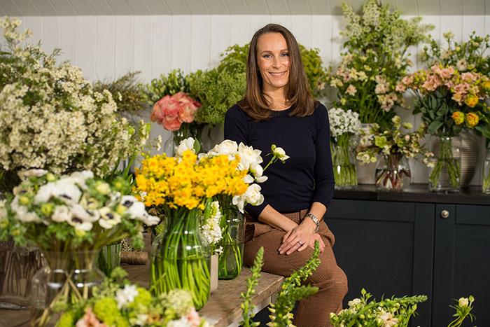 flores boda Meghan Markle y príncipe harry