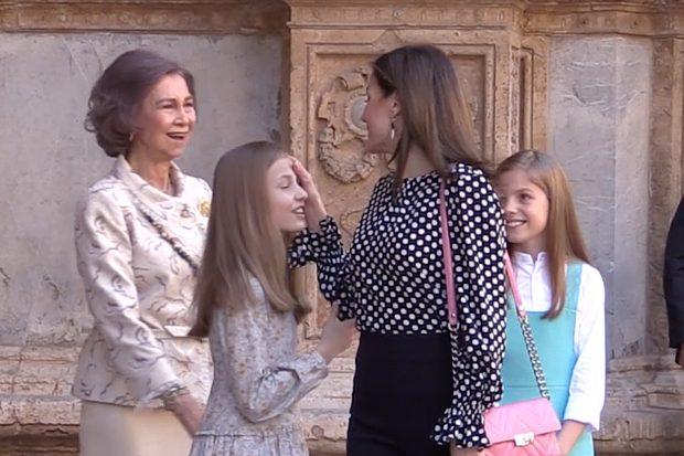 El otro desaire de la reina Letizia a doña Sofía que ha pasado inadvertido