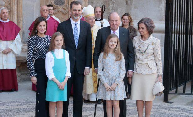 Descifradas las palabras del Rey Felipe VI a Letizia: «Por favor, déjalo»