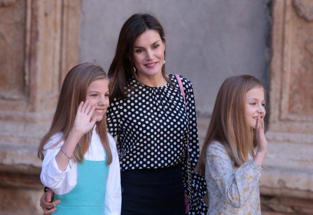 Doña Sofía 'desafía' el estricto protocolo impuesto por la Reina