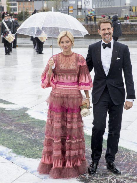 La peculiar 'vendetta' de Marie-Chantal hacia la reina Letizia