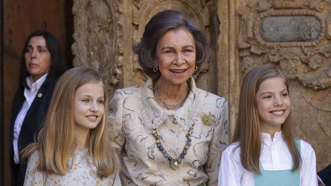 Doña Sofía, 'ninguneada' por la Reina en su segunda casa