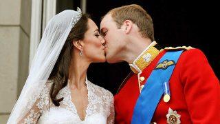 Kate Middleton y el príncipe Guillermo. / Gtres