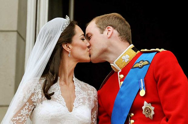 Kate Middleton Vestido Novia