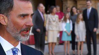 El rey Felipe tuvo que mediar tras el enfrentamiento de la reina Letizia y doña Sofía