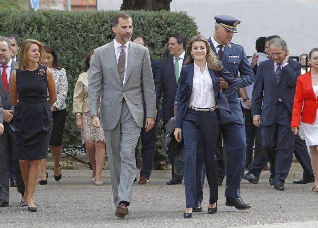 El 'abuchómetro' vuelve a convertirse en la pesadilla de la Familia Real