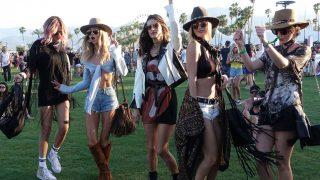 GALERÍA: Esta es la tendencia más hot que reinara en Coachella 2018 / Gtres