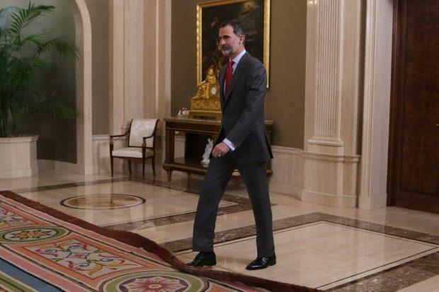 La 'mala pata' del rey Felipe