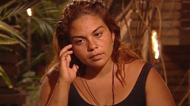 La expulsión disciplinaria de Saray Montoya de 'Supervivientes' deja destrozada a Raquel Mosquera