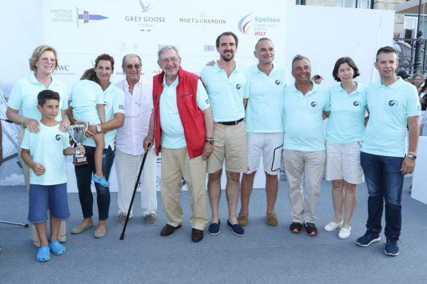 La Familia Real Griega en Spetses / Gtres
