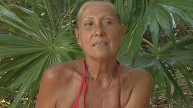 Rosa Benito, súper indignada con los concursantes de Supervivientes