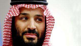 El príncipe Bin Salman / Gtres