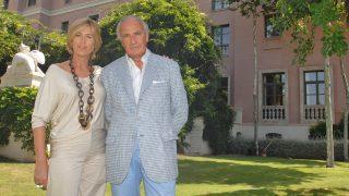 Alicia Villapadierna y Ricardo Arranz en Marbella. / Gtres