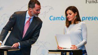 Los reyes don Felipe y doña Letizia retoman su agenda conjunta / Gtres