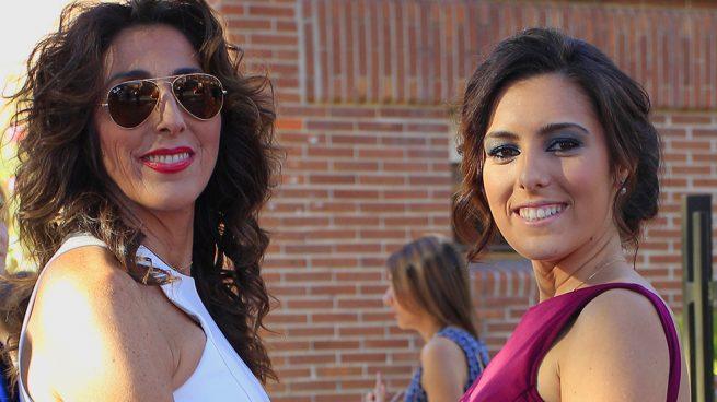 Anna Ferrer y Paz Padilla