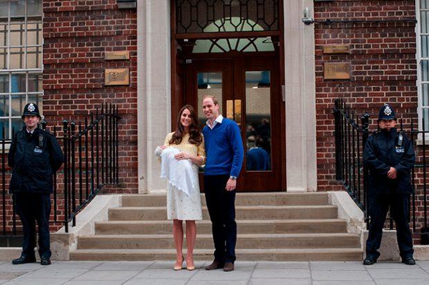 Cómo es y cuánto cuesta la suite donde dará a luz Kate Middleton