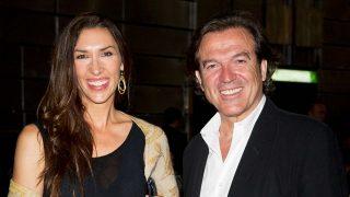 Lorena Aznar y Pepe Navarro en una imagen de 2012 / Gtres