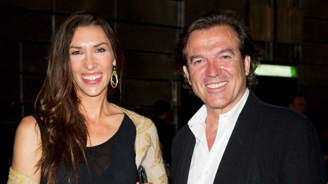 Lorena Aznar y Pepe Navarro