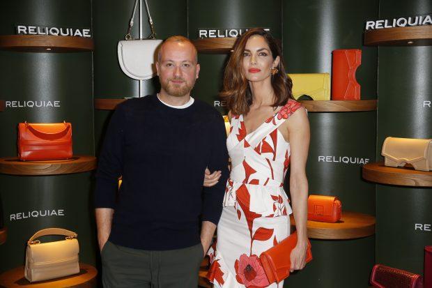 Héctor Jareño con Eugenia Silva / Gtres