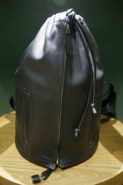 La mochila 'Capitol' en su versión masculina / Gtres
